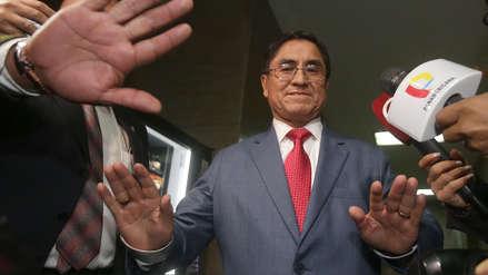 Procurador Amado Enco pide a Congreso reconsiderar votación sobre Hinostroza