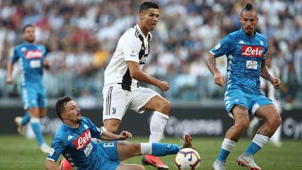 Juventus: el gran lujo de Cristiano Ronaldo para el gol de Mario Mandzukic