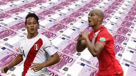 El valor en el mercado de los 24 convocados en la Selección Peruana