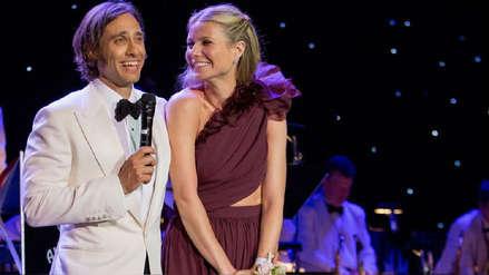 Gwyneth Paltrow y Brad Falchuk se casaron: El amor que nació en el set de