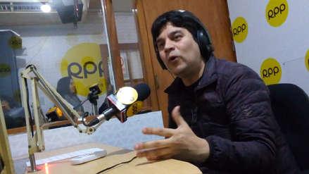 """Lucho Quequezana: """"La música me salvó la vida"""""""