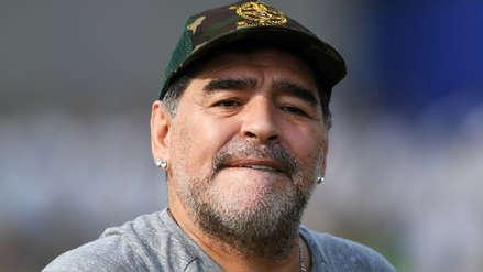 Maradona quiere ir en fórmula con Cristina Fernández si se presenta  a las elecciones de Argentina