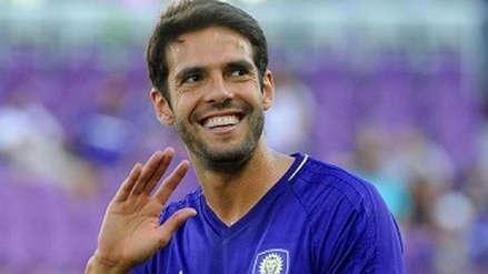Kaká es tentado para volver al fútbol y jugar en este equipo