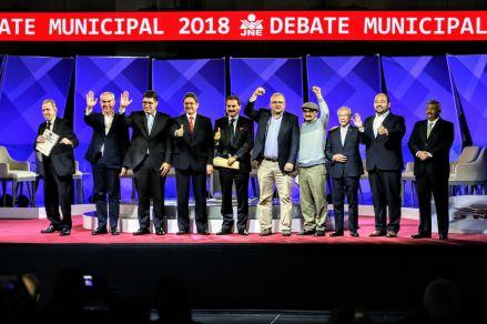 Vota | ¿Quién se desenvolvió mejor durante la segunda edición del debate municipal?