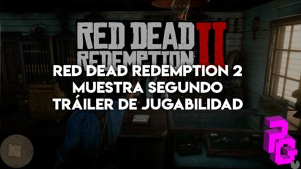 Red Dead Redemption 2 muestra segundo tráiler de jugabilidad