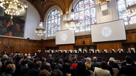 Los ocho puntos de la demanda de Bolivia desestimados por el tribunal de La Haya