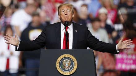 Trump: El acuerdo EEUU-México-Canadá es el