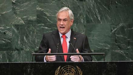Piñera tras fallo de Corte de La Haya:
