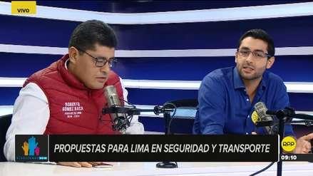 Castañeda Pardo llamó a Surco