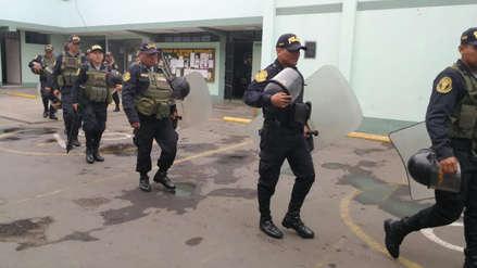Elecciones 2018 | Equipos especiales PNP viajan a provincias para vigilancia
