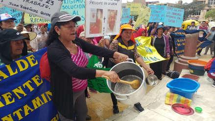 Obreros del municipio de Leonardo Ortiz acatan huelga y afectan servicio de limpieza