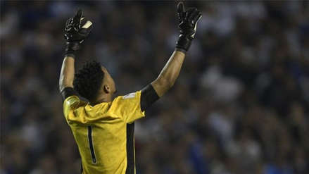 Las cinco estadísticas de Pedro Gallese que sorprendieron a Boca Juniors