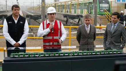 Metro de Lima incorpora su primer tren con capacidad para 1,200 pasajeros