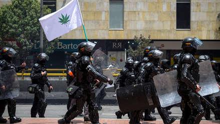 Colombia endurece su política represiva y castiga dosis mínimas de drogas