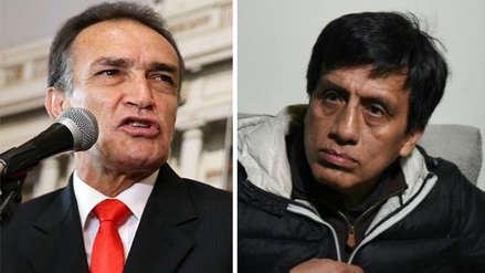 Héctor Becerril asistió a la fiesta de 50 años de Antonio Camayo en 2017