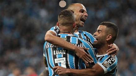 Gremio goleó a Atlético Tucamán y jugará con River Plate en las semifinales de la Copa Libertadores