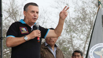 JEE resolvió no excluir a Daniel Urresti de las elecciones municipales