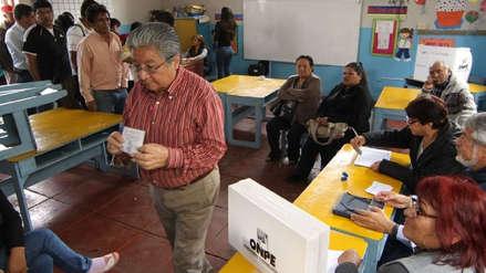Reniec: Electores podrán votar con DNI vencido
