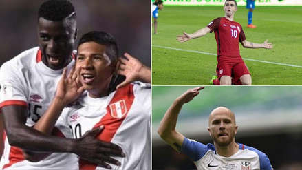 Las figuras de Estados Unidos que enfrentarán a la Selección Peruana