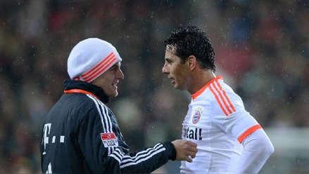 Kroos a Pizarro por su cumpleaños: