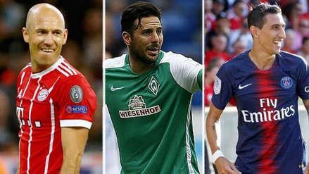 El equipo ideal de las estrellas que terminan contrato en el 2019