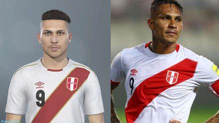 Fotos | ¿Qué tanto se parecen los jugadores de la Selección Peruana en PES 2019?