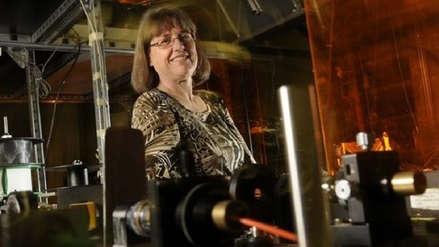 Donna Strickland: la tercera mujer en recibir el Nobel de Física