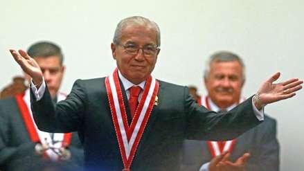 Columna | Chávarry mezcla sus funciones con la voluntad de intimidar para proteger sus intereses