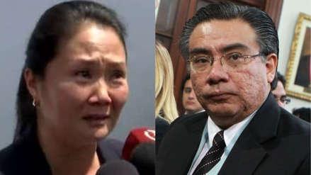 César Nakazaki sobre Keiko Fujimori: