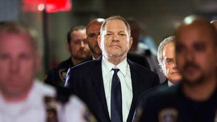 Harvey Weinstein, el monstruo que ya no aterra a Hollywood a un año del #MeToo