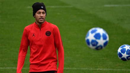 Neymar Sorprendió Con Nuevo Look Previo Al Psg Vs
