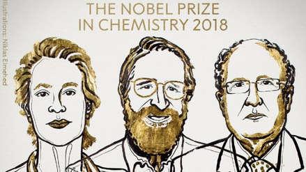 """Nobel de Química para tres científicos que """"dominaron la evolución"""""""