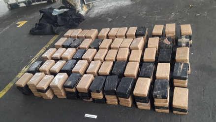 Ecuador halla 296 kilos de cocaína en buque en provincia fronteriza con Perú