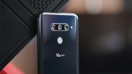 LG anuncia oficialmente el LG V40 ThinQ y a sus 5 cámaras integradas
