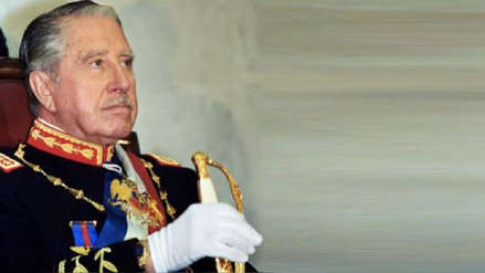 Tribunal chileno congela bienes de Pinochet por más de 16 millones de dólares