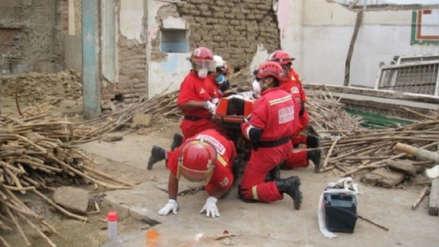 Bomberos liberteños listos ante emergencias