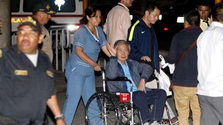 Así fue el anuncio del indulto a Alberto Fujimori