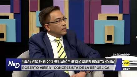 Roberto Vieira afirma que esposo de Keiko Fujimori le dijo en 2013 que
