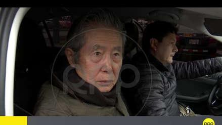 Alberto Fujimori: su última declaración antes de que el Poder Judicial anulara su indulto