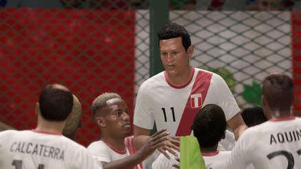 Fotos | ¿Qué tanto se parecen los jugadores de la Selección Peruana en FIFA 19?