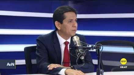 Meléndez: Chávarry ha convertido el Ministerio Público en un búnker político con la venia de Fuerza Popular