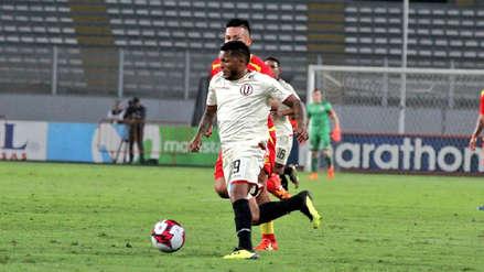 Universitario venció a Sport Huancayo y sigue luchando por salir del descenso