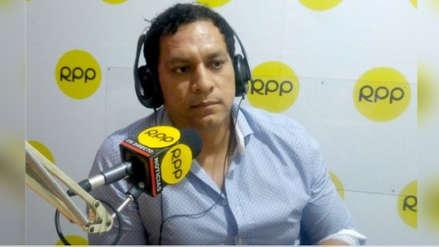 Luis Valdez expresa respaldo a presidente Martín Vizcarra