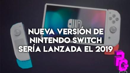 Rumor | Nueva versión de Nintendo Switch sería lanzada el 2019