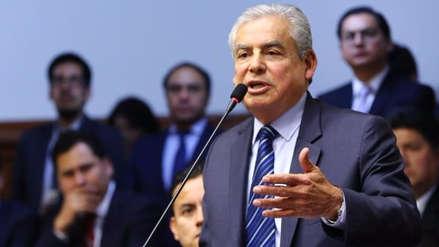 Villanueva al Congreso: Reformas permitirán decidir a la ciudadanía si quiere cambios