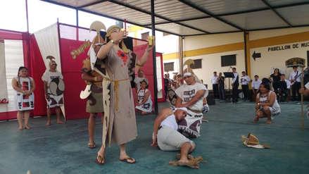 Lambayeque: eligen a doncella Acafala en el penal de Chiclayo