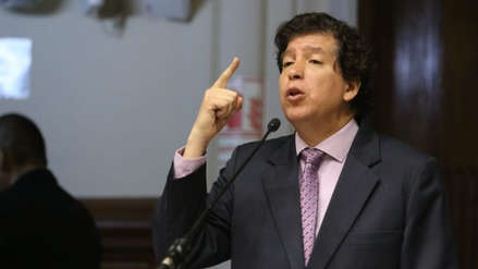 """Iván Noguera dijo sentirse """"orgulloso"""" de sus audios durante su defensa en el Congreso"""