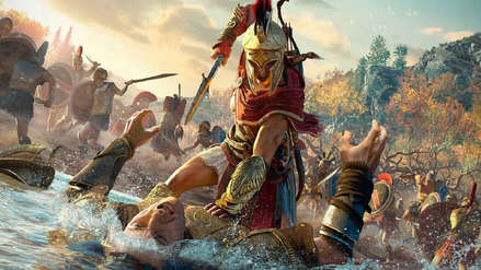 Assasin's Creed Odyssey posee una misión de supervivencia Battle Royale