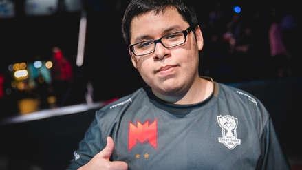 SolidSnake, junglero peruano de Infinity Esports: