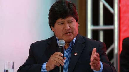 Edwin Oviedo apelará fallo judicial que rechazó su acción de amparo por caso 'Los Wachiturros de Tumán